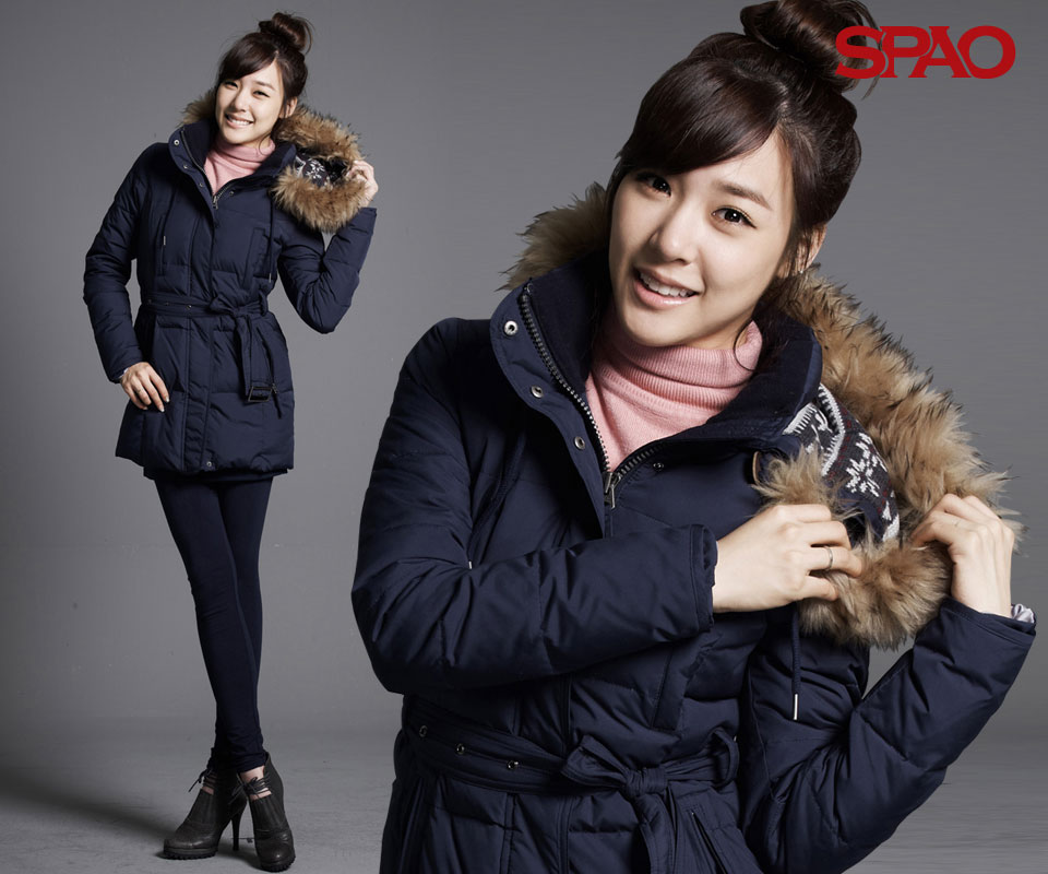 SNSD Tiffany SPAO Winter