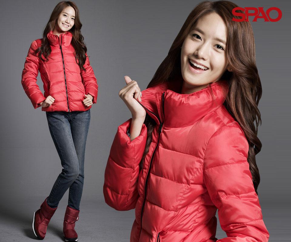 SNSD Yoona SPAO Winter