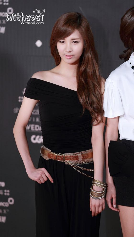 SNSD Seohyun Style Icon Awards