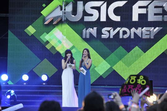 Kpop Music Fest in Sydney 2011