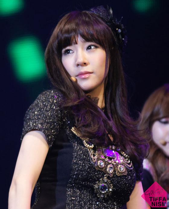 SNSD Tiffany Jam Concert