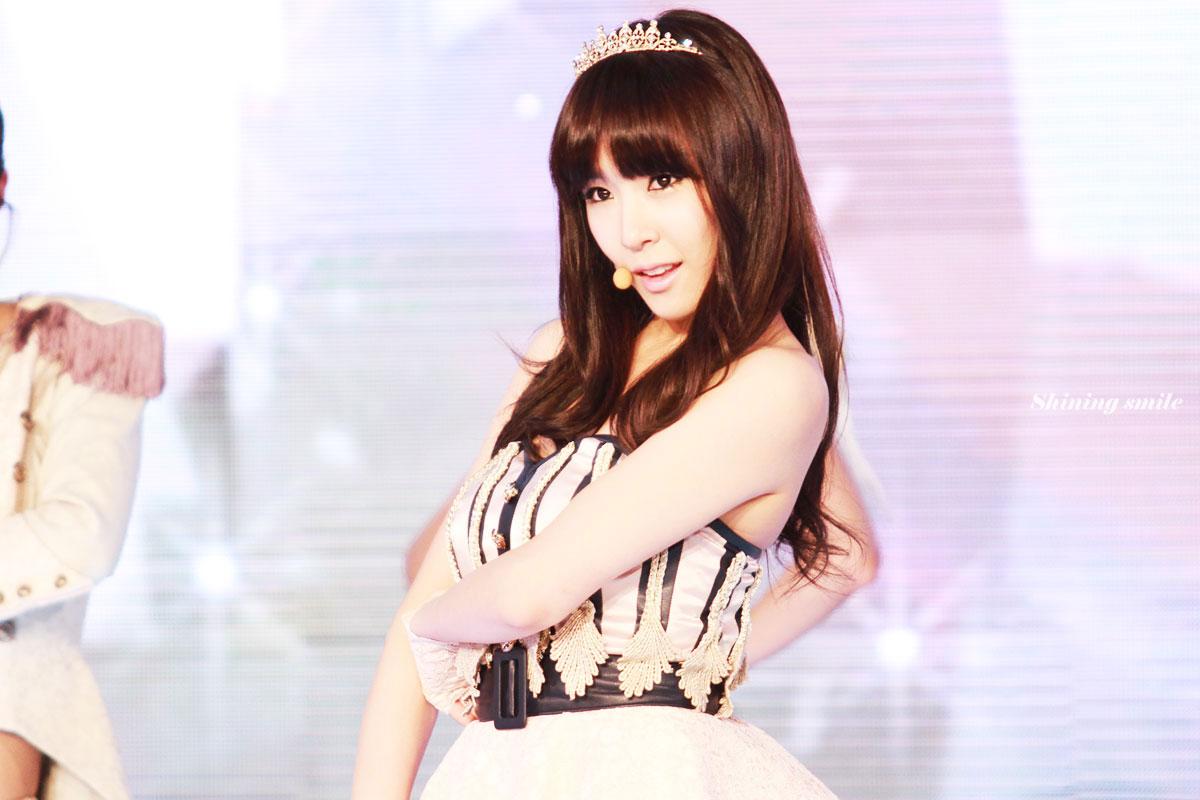 Princess Tiffany @ Style Icon Awards 2011