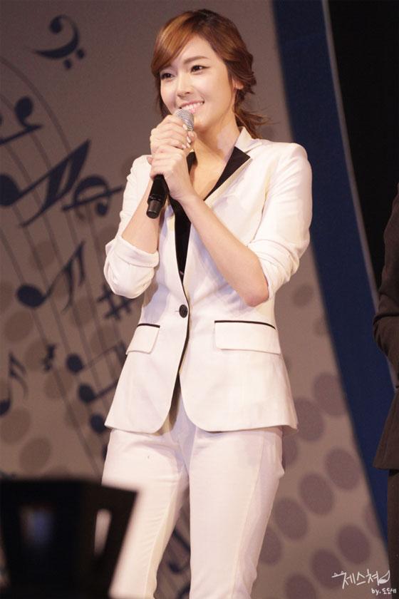 SNSD Jessica Valkyrie Concert