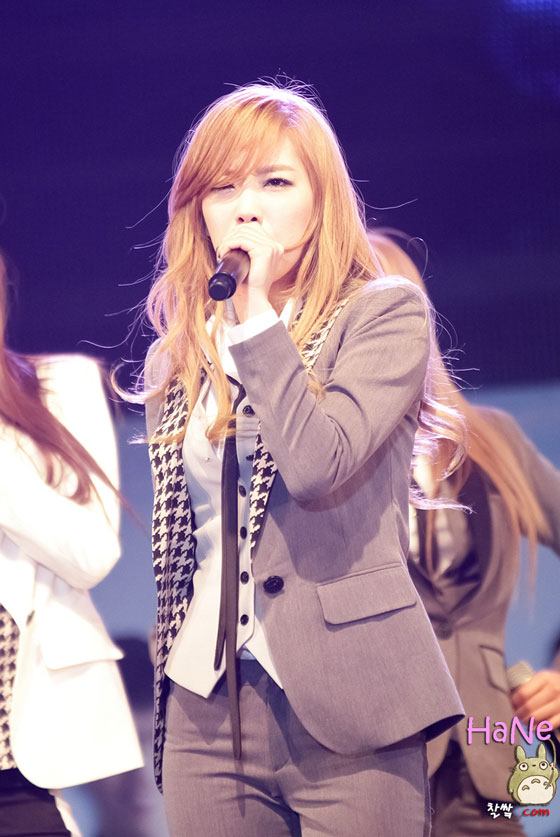 SNSD Taeyeon Valkyrie Concert 2011
