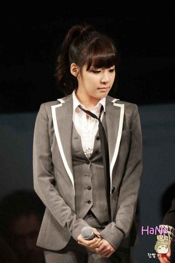 SNSD Tiffany Valkyrie Concert 2011