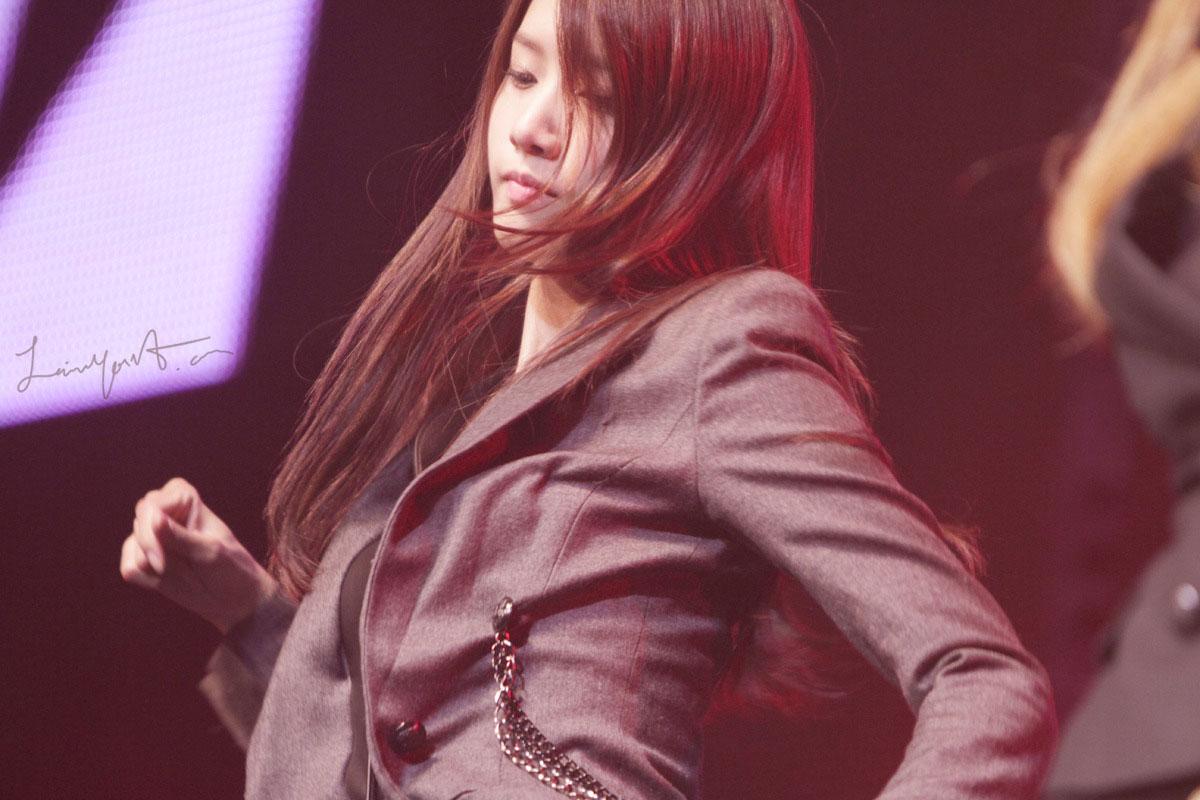 SNSD Yoona Woongjin Coway Concert
