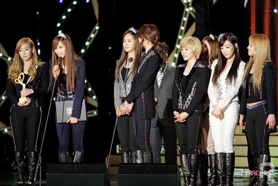 Girls Generation Kpop Culture Art Award