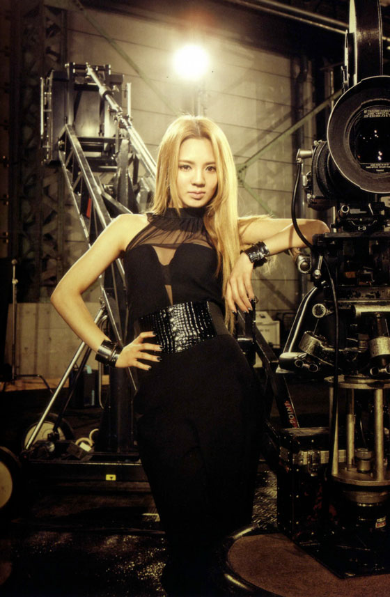 SNSD Hyoyeon Japanese The Boys