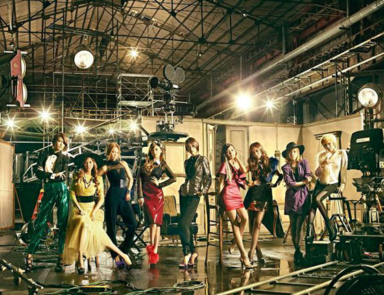 Girls Generation repackaged Japan 1st Album