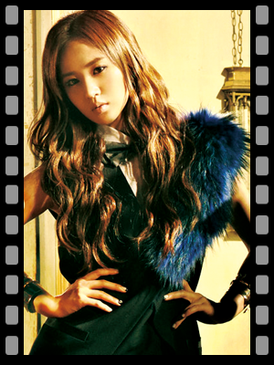 SNSD Yuri Japan repackaged album