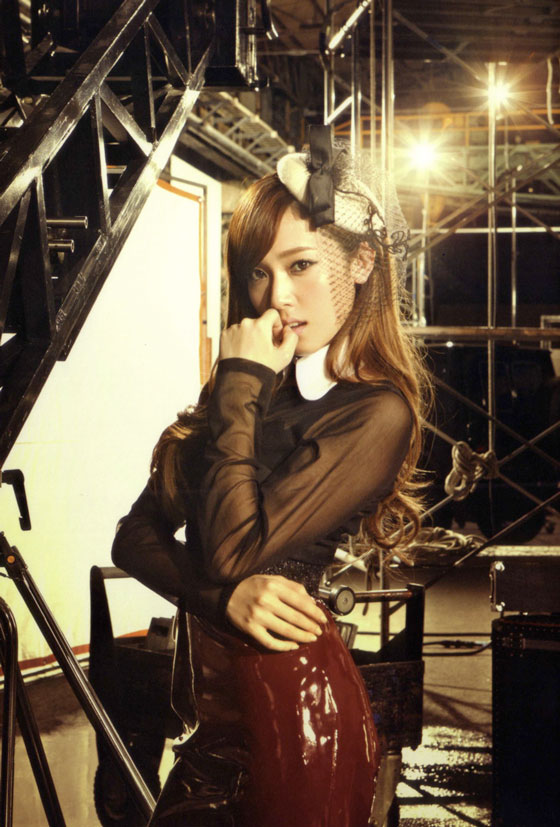 SNSD Jessica Japanese The Boys