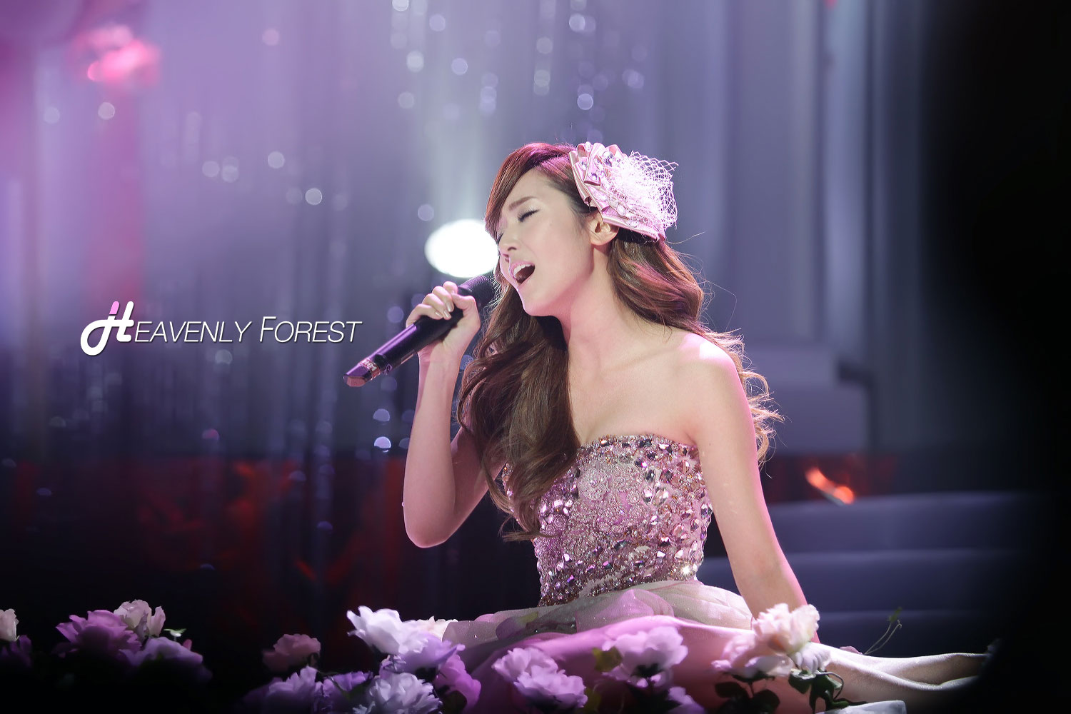 SNSD Jessica MBC Christmas special