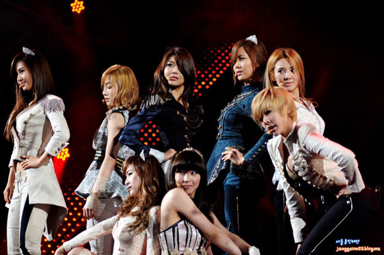 Girls Generation jTBC Country show