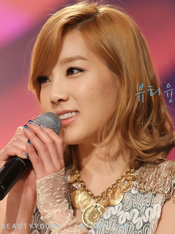 SNSD Taeyeon jTBC Country show