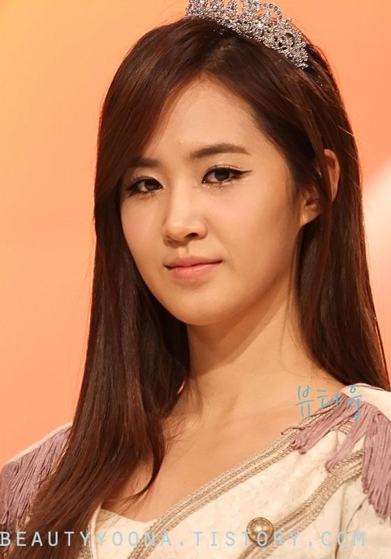 SNSD Yuri jTBC Country show