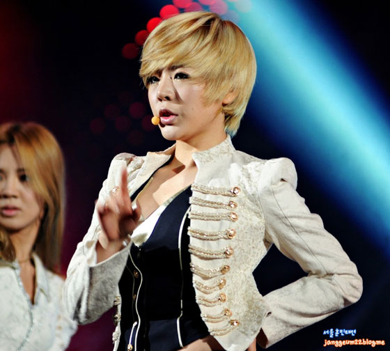 SNSD Sunny jTBC Country show