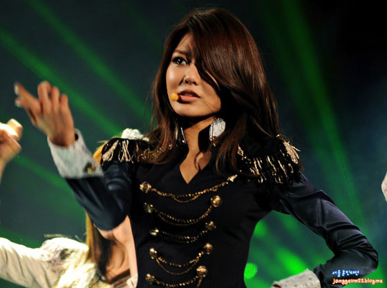 SNSD Sooyoung jTBC Country show