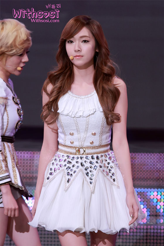 SNSD Jessica KBS Entertainment Awards 2011
