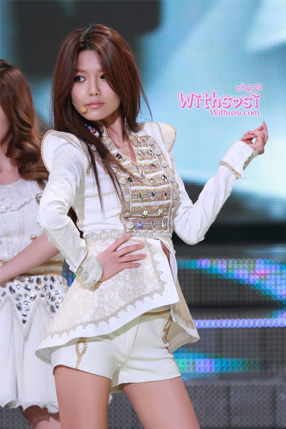 SNSD Sooyoung KBS Entertainment Awards 2011