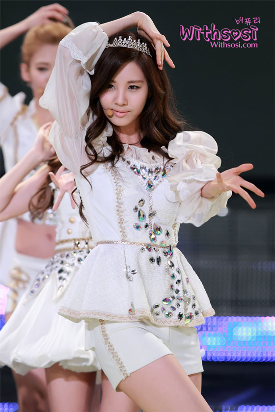 SNSD Seohyun KBS Entertainment Awards 2011