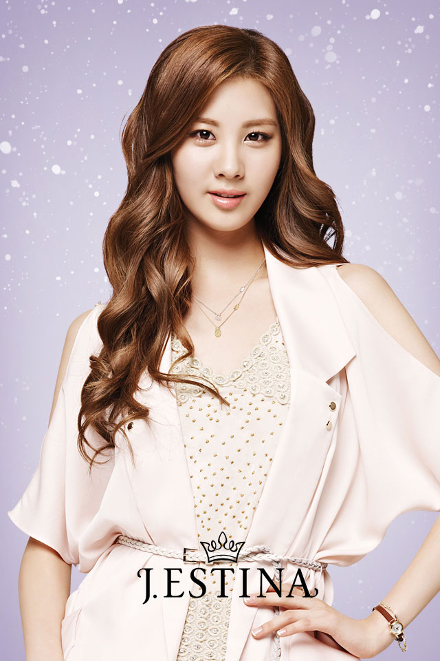 SNSD Seohyun Jestina wallpaper