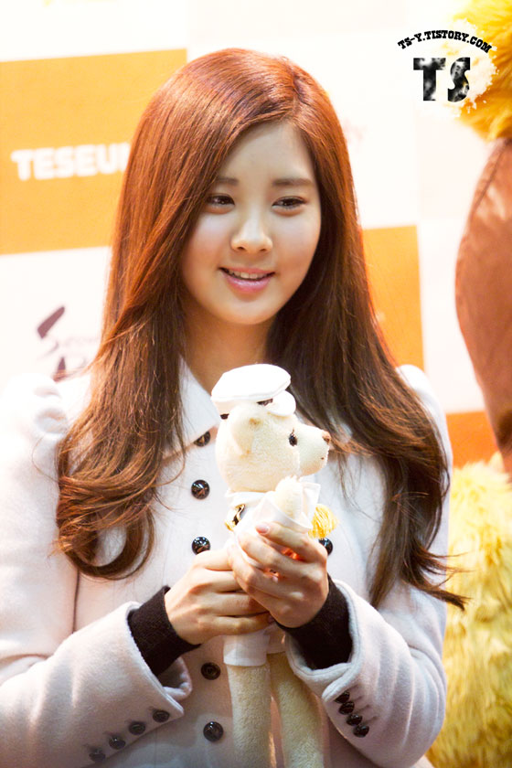SNSD Seohyun Seoul Doll Fair 2011