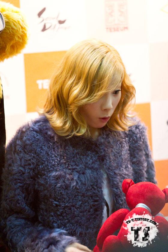 SNSD Taeyeon Seoul Doll Fair 2011