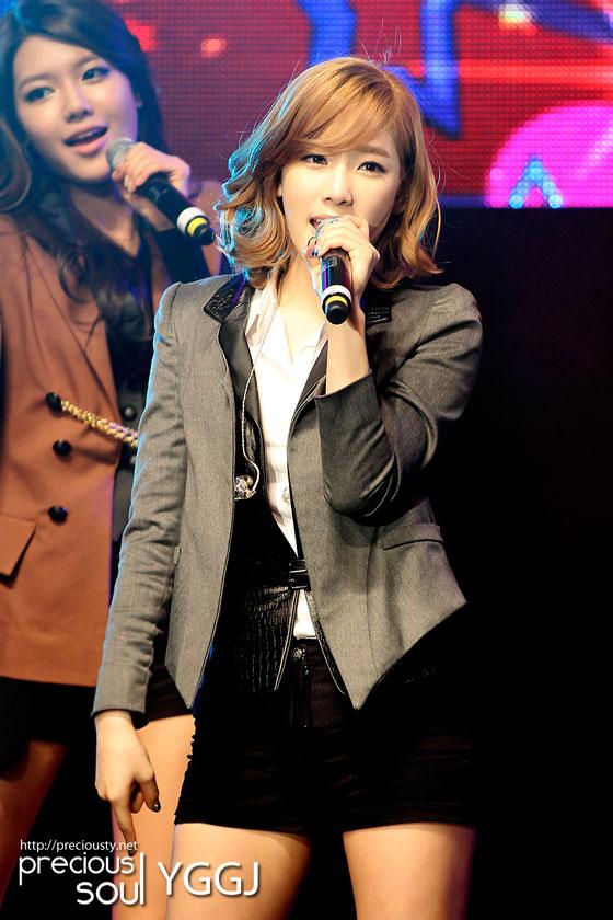 SNSD Taeyeon Coway Concert encore