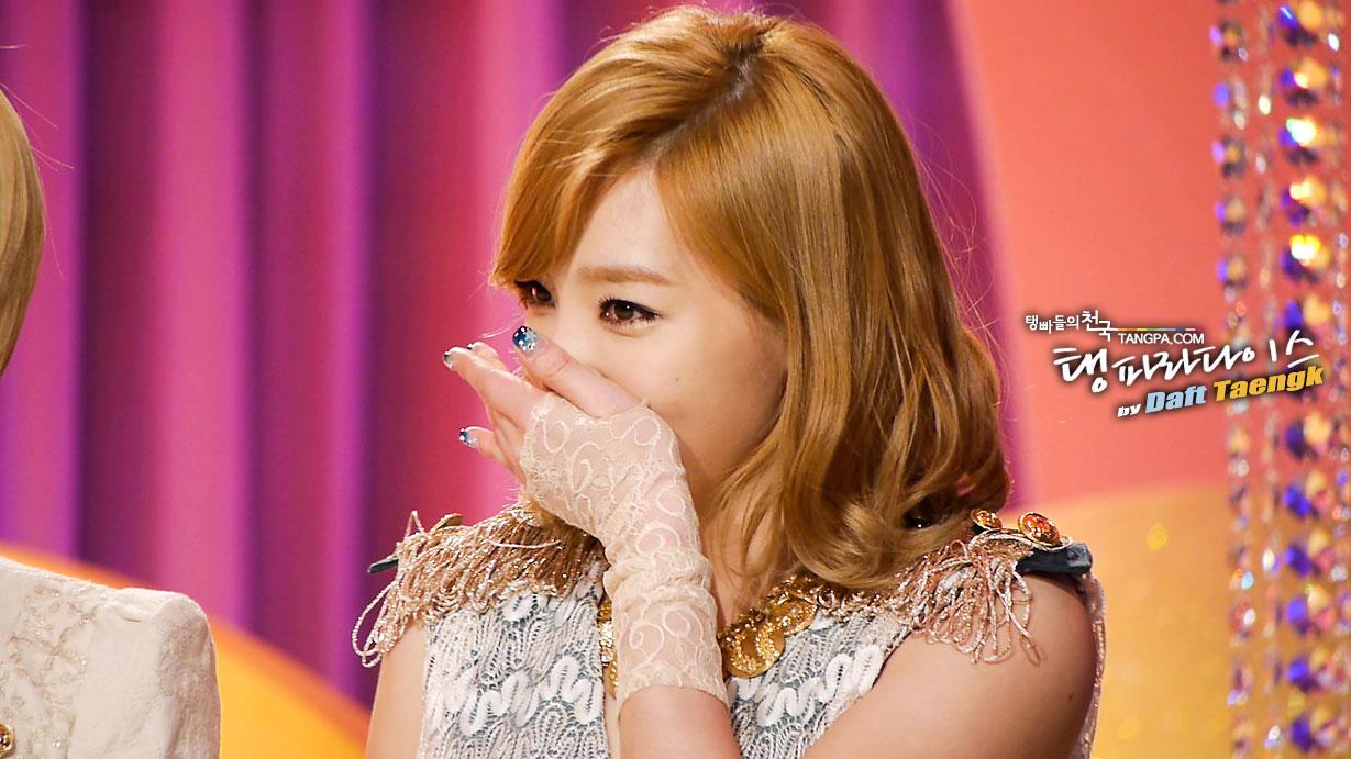 SNSD Taeyeon JTBC Concert