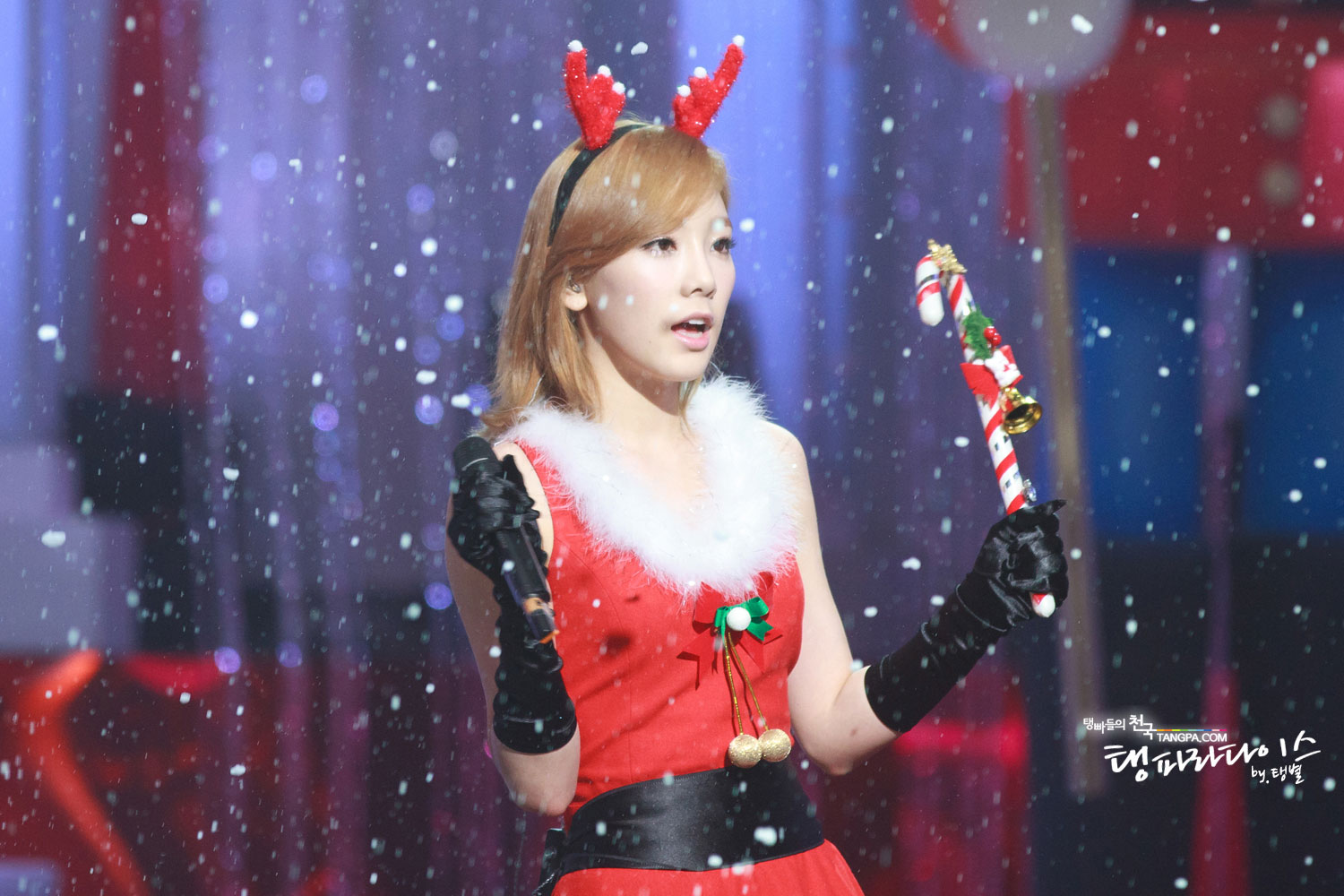 Taeyeon @ MBC Christmas Special