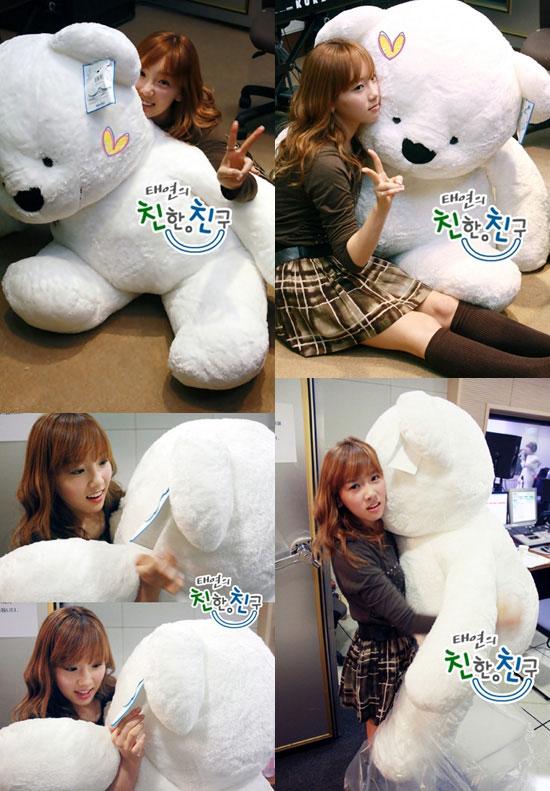 SNSD Taeyeon Teddy Bear