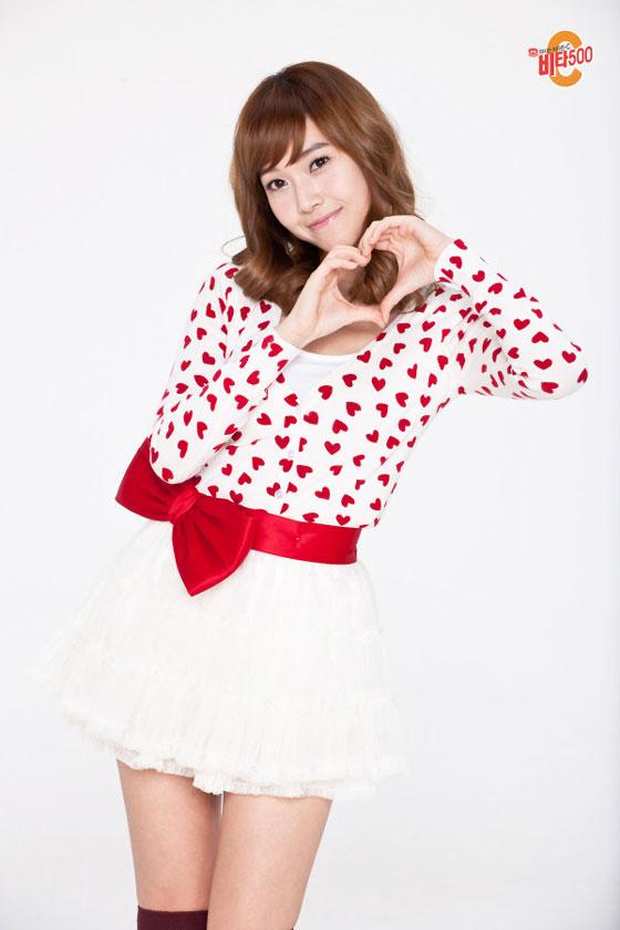 SNSD Jessica Vita500 Xmas