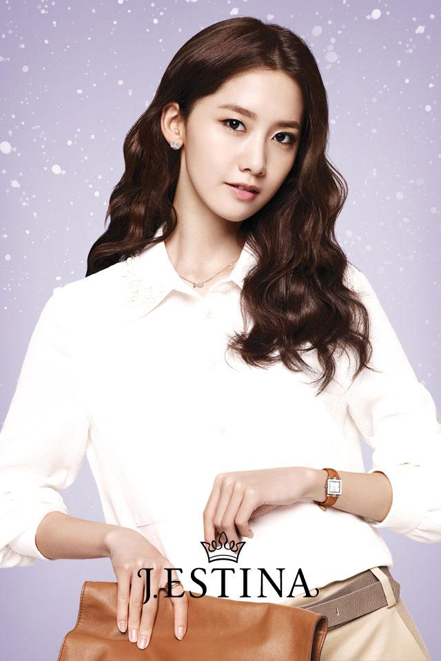 SNSD Yoona Jestina wallpaper