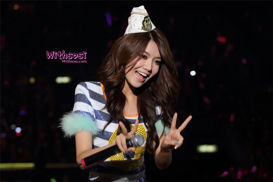 Sooyoung Girls Generation Tour in Hong Kong