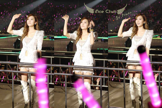 SNSD Jessica Tour in Hong Kong 2012