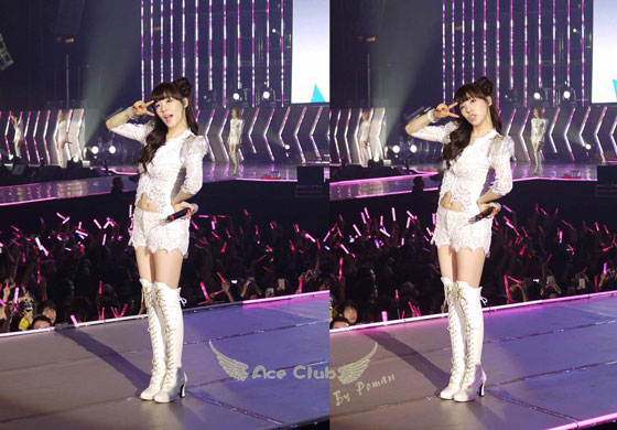 SNSD Tiffany Tour in Hong Kong 2012