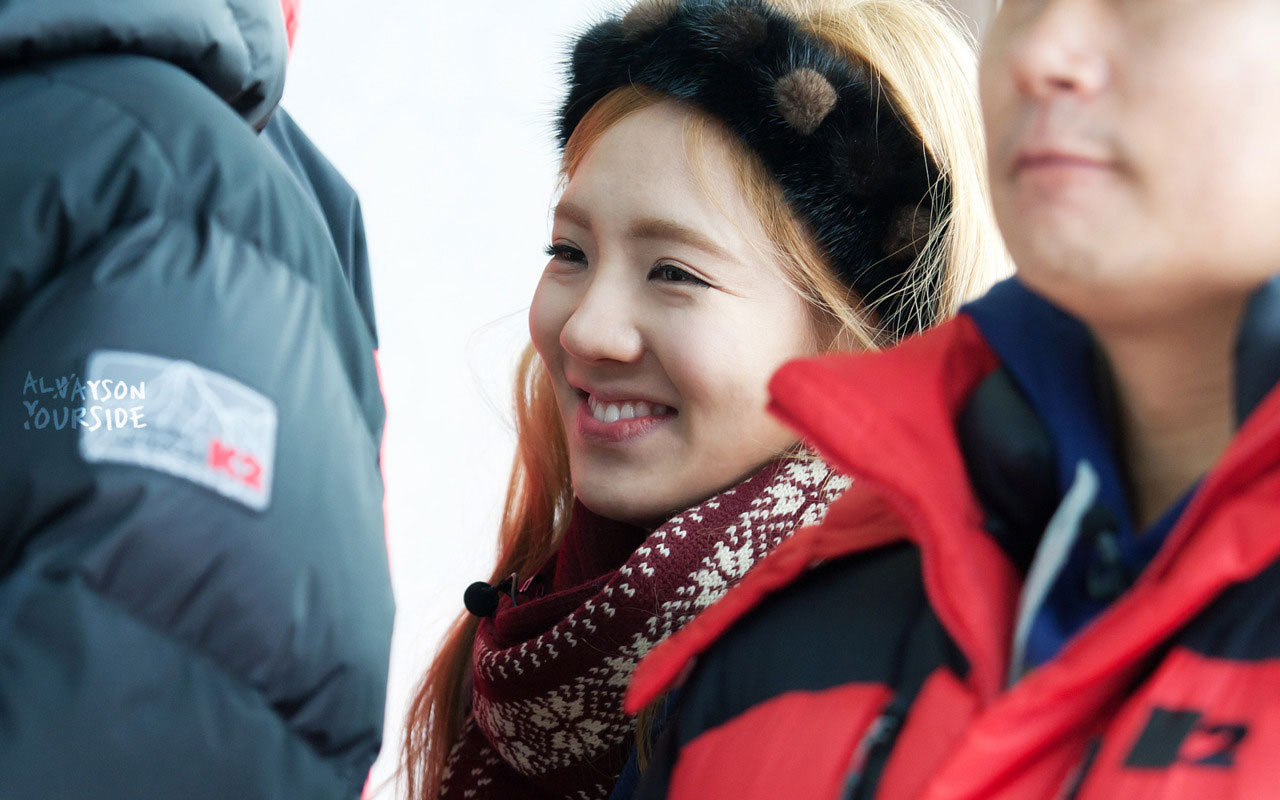 Hyoyeon @ Invincible Youth 2 event