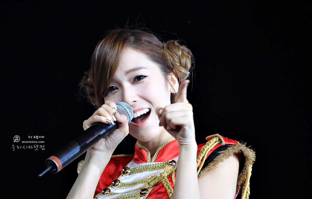 Girls Generation Jessica Hong Kong tour