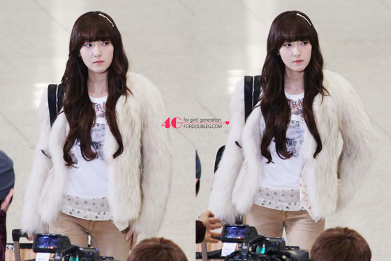 SNSD Jessica Wild Romance
