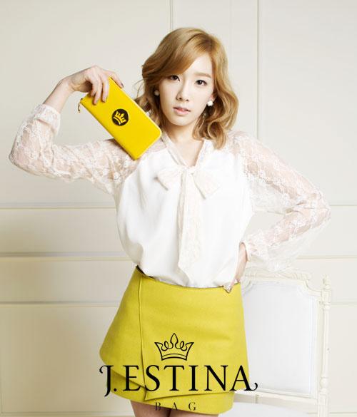 Seohyun & Taeyeon J.estina 2012 SS teaser