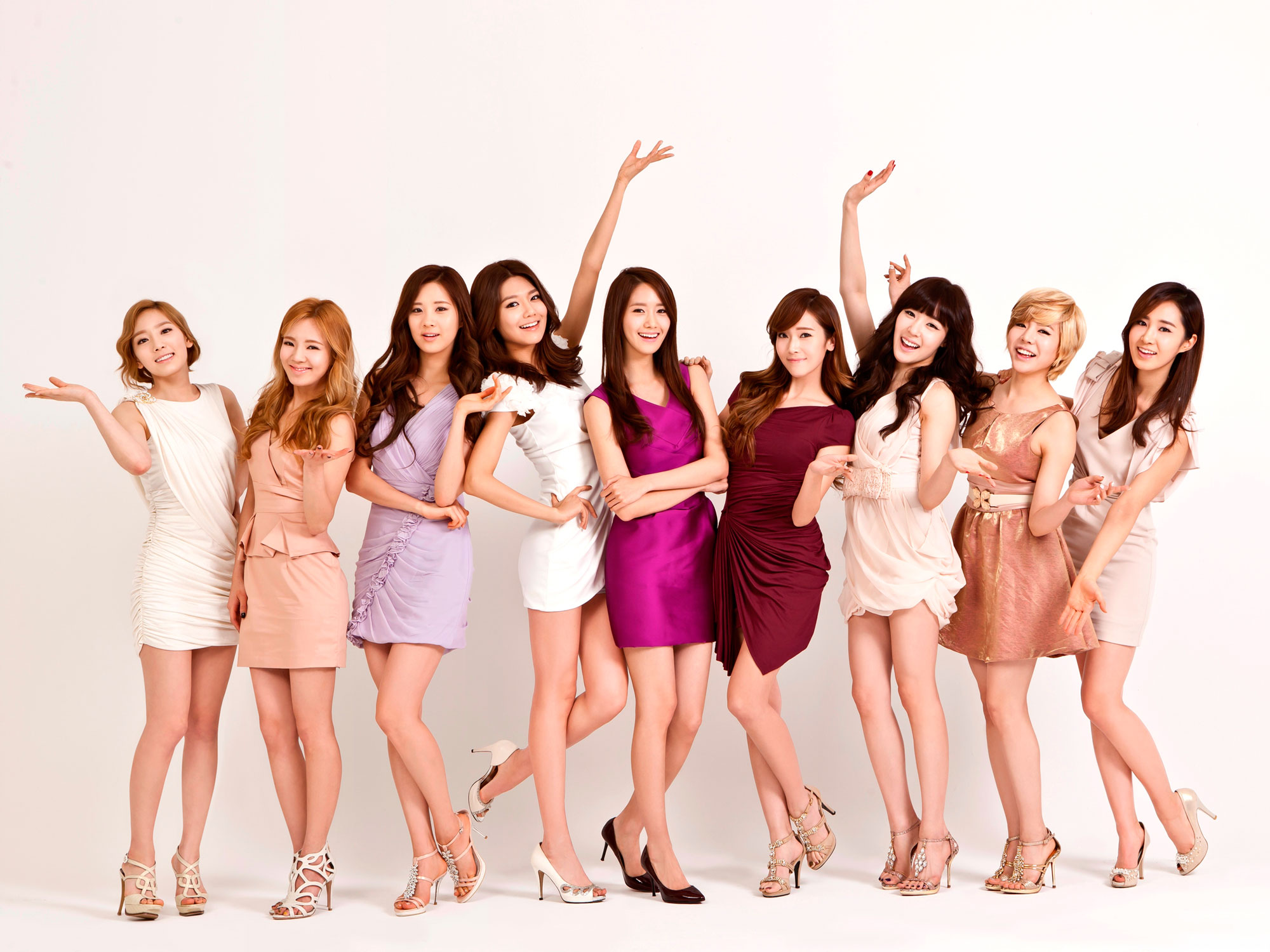 SNSD LG Cinema wallpaper