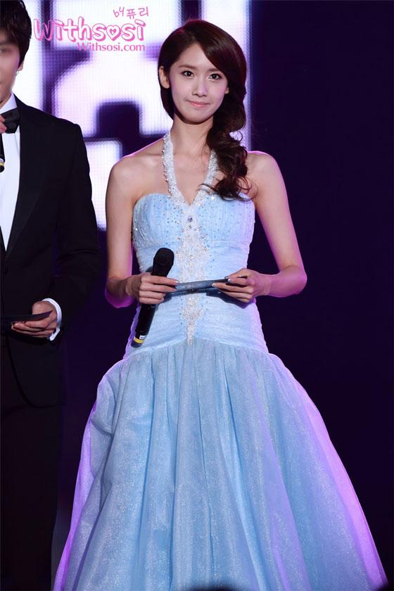SNSD Yoona SBS Gayo Daejun 2011