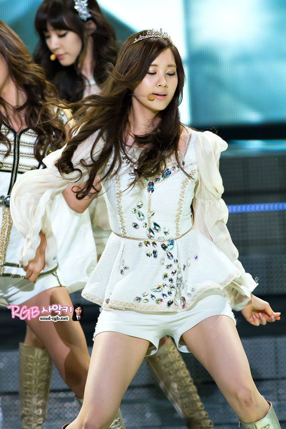 SNSD Seohyun KBS Entertainment Awards