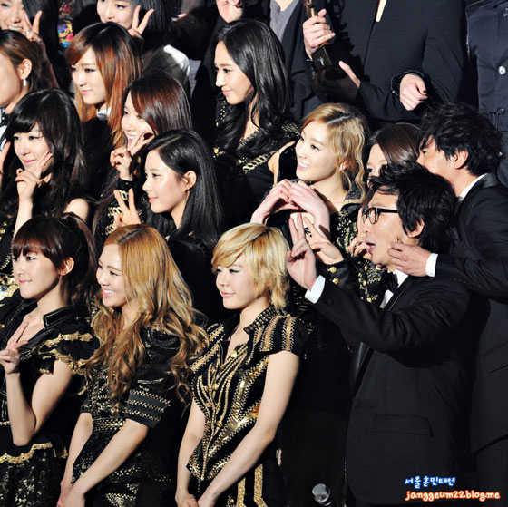 SEOUL MUSIC AWARDS 2012 | SeoHyun.blog.cz