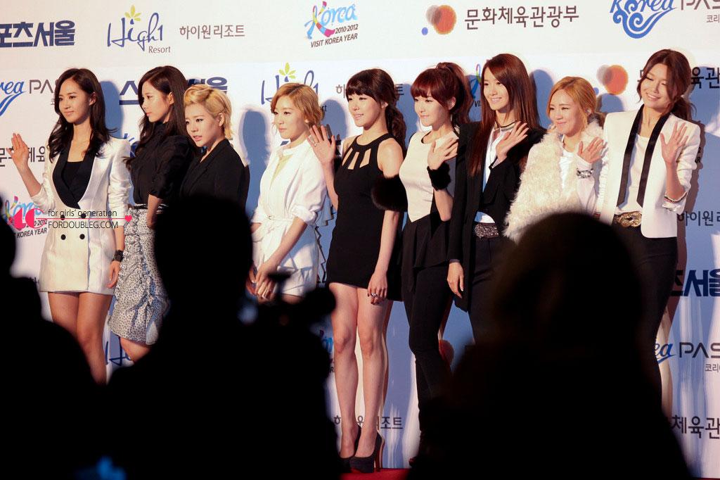 SNSD Seoul Music Awards