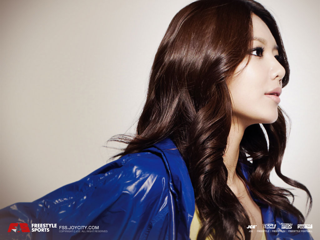 SNSD Sooyoung Freestyle wallpaper