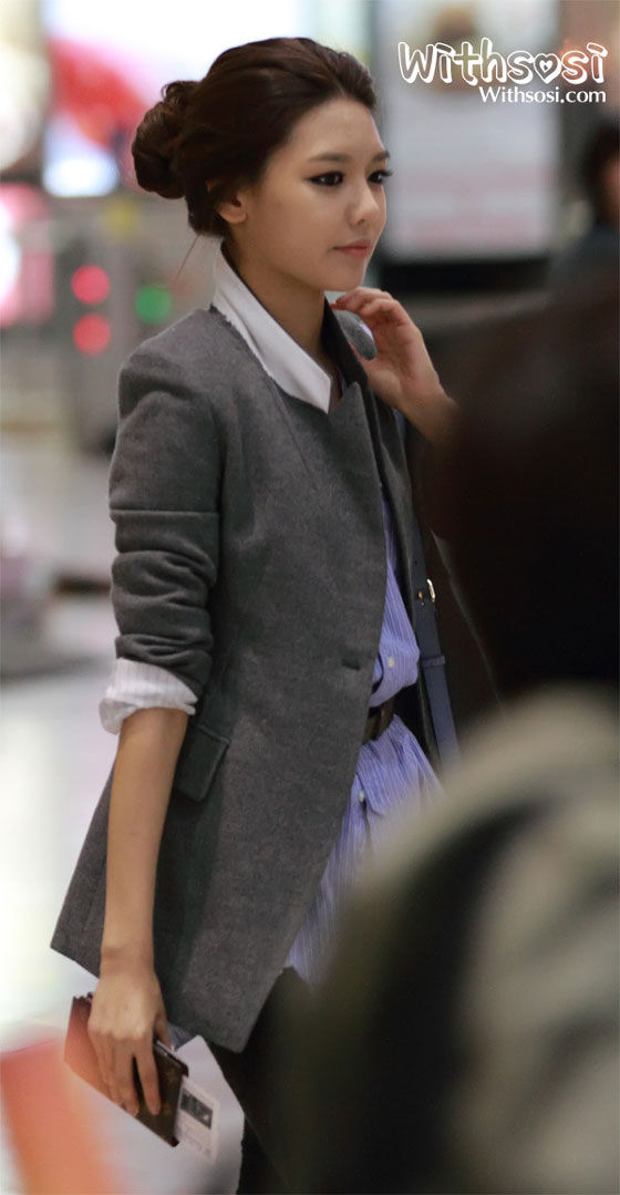 SNSD Sooyoung Gimpo Airport