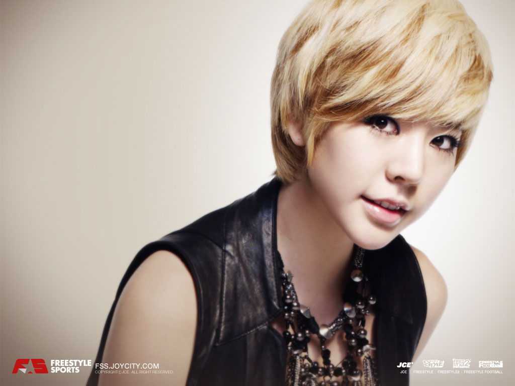 SNSD Sunny Freestyle wallpaper