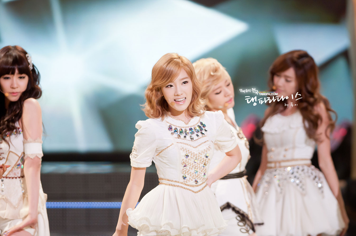 SNSD Taeyeon KBS Entertainment Awards 2011
