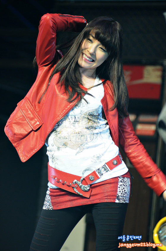 Tiffany Fame Musical 2012